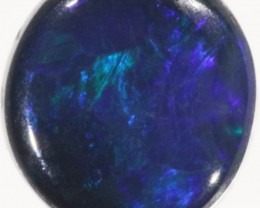 0.45 CTS BLACK OPAL - LIGHTNING RIDGE- [SOB142]