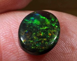 2.60 CTS  BLACK OPAL FROM LR -  636299