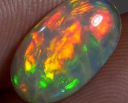 Brilliant Darkbase Welo Opal Celled 1.60 CT