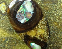 "11cts.""BOULDER MATRIX OPAL~FROM OUR MINES"""