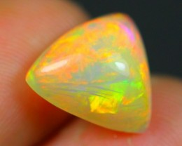 3.68Ct Natural Ethiopian Welo Mine Solid Opal