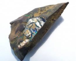 Australian Koroit Opal Picture Stone, Electric colours