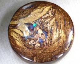 51.10 CTS BOULDER WOOD FOSSIL OPAL STONES   NC-4741