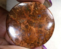 53.45 CTS BOULDER WOOD FOSSIL OPAL STONES   NC-4747