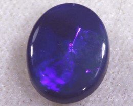 1.70 CTS   N-1   SOLID BLACK OPAL  TBO-6087