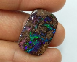 14.CT VIEW QUEENSLAND BOULDER OPAL   SS0907