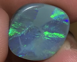 11.27ct Lightning Ridge Gem Dark Opal LR143