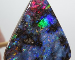 25.80Ct Queensland Boulder Opal Loose Stone