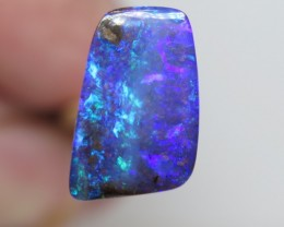 3.58Ct Queensland Boulder Opal Loose Stone