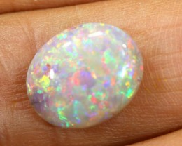 N-5  4 CTS QUALITY DARK SOLID OPAL LIGHTNINGRIDGE INV-568