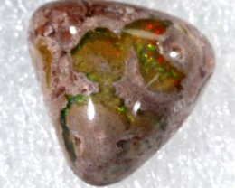 13.9 CTS MEXICAN FIRE OPAL MATRIX CAB LO-4236