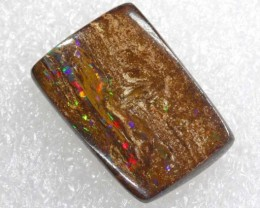 9.3CTS BOULDER WOOD FOSSIL OPAL STONES   NC-4802