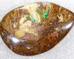 11.8CTS BOULDER WOOD FOSSIL OPAL STONES   NC-4803