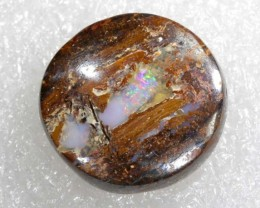 16.7CTS BOULDER WOOD FOSSIL OPAL STONES   NC-4805