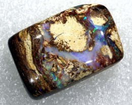 22.3CTS BOULDER WOOD FOSSIL OPAL STONES   NC-4807