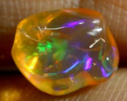 1.8 CT Polished Mexican Fire Opal TBO-6244