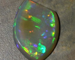 8.00ct ETHIOPIAN GEM OPAL SPLENDID PATTERNS IN THIS WELO TREASURE!