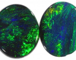 0.65 CTS BLACK OPAL STONES -WELL POLISHED [BO140]