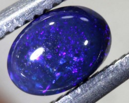 0.6 CTS   N-1   SOLID BLACK OPAL   TBO-6280