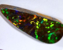 8.65 CTS QUALITY  BOULDER OPAL POLISHED STONE INV-573 GC