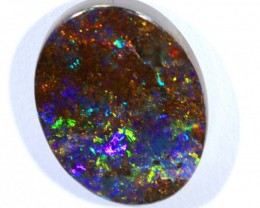 6.84 CTS QUALITY  BOULDER OPAL POLISHED STONE INV-574  GC
