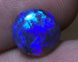 3.45ct Lightning Ridge Crystal Opal LR167