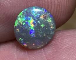 0.91ct Lightning Ridge Crystal Opal LR175