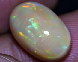 4.60 CRT GORGEOUS DARK BASE 3D RAINBOW NEON MULTICOLOR WELO OPAL