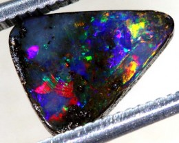 3.05CTS QUALITY  BOULDER OPAL POLISHED STONE INV-581