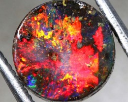 2.52CTS QUALITY  BOULDER OPAL POLISHED STONE INV-582