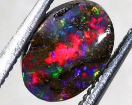 1.4CTS QUALITY  BOULDER OPAL POLISHED STONE INV-595