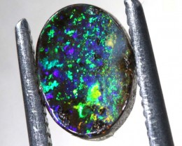 1.1CTS QUALITY  BOULDER OPAL POLISHED STONE INV-603