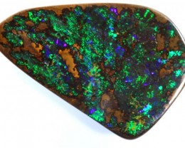 21.3CTS QUALITY  BOULDER OPAL POLISHED STONE INV-619  GC