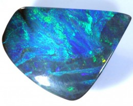 7.1CTS QUALITY  BOULDER OPAL POLISHED STONE INV-625  GC