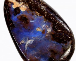 11.75 CTS WELL POLISHED BOULDER OPAL [BMA4350]