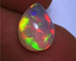 3.12 Cts AAA Neon Welo Opal - Outstanding color