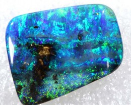 10.15CTS QUALITY  BOULDER OPAL POLISHED STONE INV-690 GC