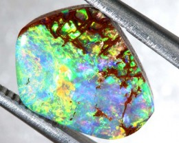 3.55CTS QUALITY  BOULDER OPAL POLISHED STONE INV-698  GC