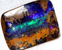 22CTS QUALITY  BOULDER OPAL POLISHED STONE INV-704  GC