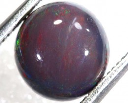 2.20CTS   N2-   SOLID BLACK OPAL   TBO-6513
