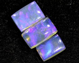 1.45CTS CRYSTAL OPAL PARCEL POLISHED 3PC TBO-6556