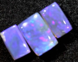 1.25CTS CRYSTAL OPAL PARCEL POLISHED 3PC TBO-6565