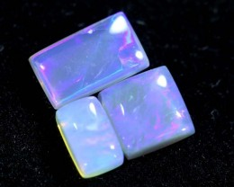 1.80CTS CRYSTAL OPAL POLISHED PARCEL 3PC TBO-6580