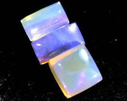 1.50CTS CRYSTAL OPAL POLISHED PARCEL 3PC TBO-6582