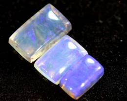 1.65CTS CRYSTAL OPAL POLISHED PARCEL 3PC TBO-6590