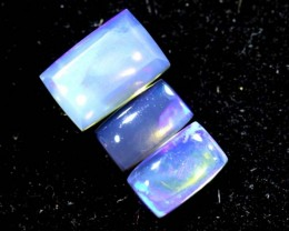 1.20CTS CRYSTAL OPAL POLISHED PARCEL 3PC TBO-6607