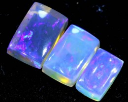 1.65CTS CRYSTAl OPAL PARCEL POLISHED TBO-6608