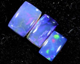 1.35CTS CRYSTAL OPAL PARCEL POLISHED 3PC TBO-6644