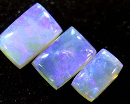 1.15CTS CRYSTAL OPAL PARCEL POLISHED 3PC TBO-6665
