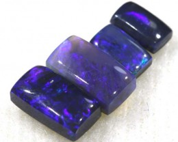 N1-1.5CTS   BLACK OPAL PARCEL 4PC   TBO-7059